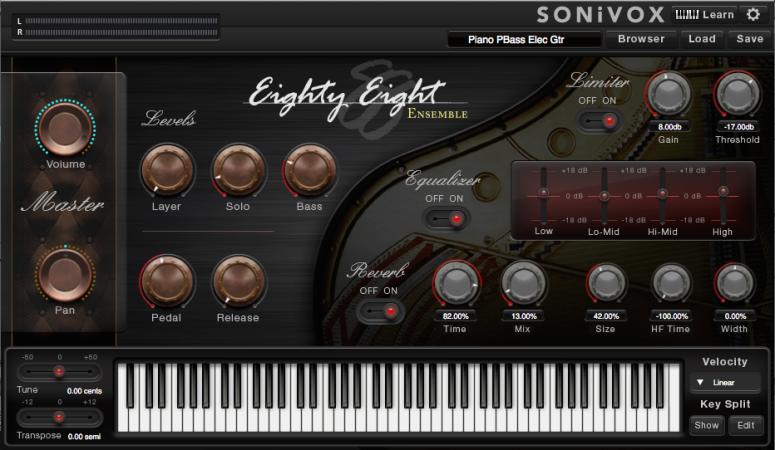 Sonivox EightyEight Ensemble 2.5